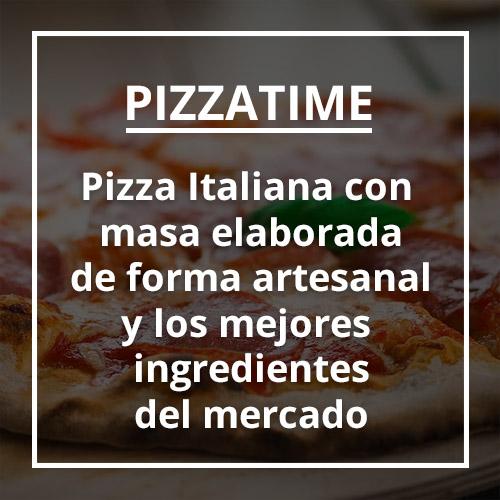Pizzería Pizzatime