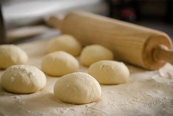 elaboracion masa pizzatime