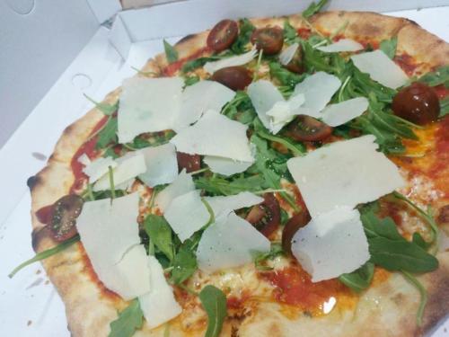Pizza Capresina